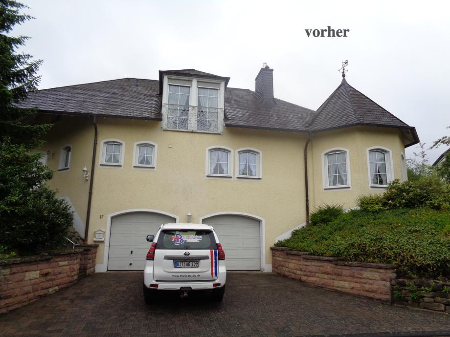 Maler Bujara Kyllburg - Fertiges Projekt