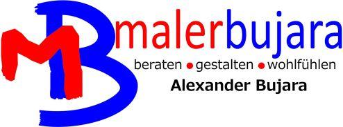 Logo Maler Bujara - Alexander Bujara in Kyllburg